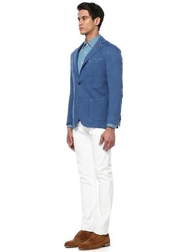 Lardini Ceket Mavi